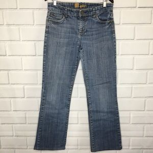 Kut From the Kloth Farrah Baby Bootcut Jeans (8)